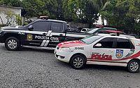 Polícia cumpre mandados e prende suspeito de assaltos no Pilar
