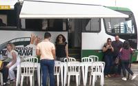Expresso da Cidadania leva serviços da Defensoria e do TRE-AL ao Cesmac; assista