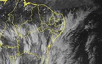 Semarh alerta para chuvas de intensidades moderadas a fortes, ventos e até raios em Alagoas