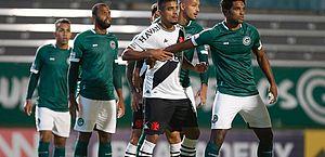 Série B: Vasco e Goiás se enfrentam na abertura da 27ª rodada