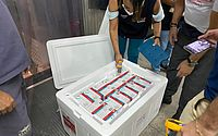 450.953 doses das vacinas contra a Covid-19 foram aplicadas em Alagoas