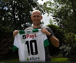 Ele está de volta! Robben desiste de aposentadoria e já tem novo clube