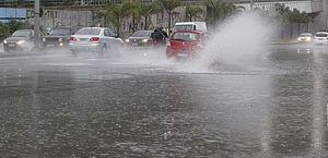 Rio de Janeiro permanece em Estágio de Atenção por causa da chuva
