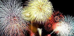 Comercialização de fogos de artifício com ruído elevado pode ser proibida