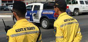 Agentes da SMTT vão orientar trânsito no Jaraguá Folia, nesta sexta-feira (14)