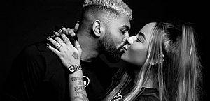 Irmã de Neymar troca declarações com Gabigol nas redes sociais