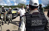 Operação integrada prende duas pessoas no Litoral Norte do estado