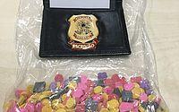 PF apreende 500 comprimidos de ecstasy e realiza uma prisão em Maceió