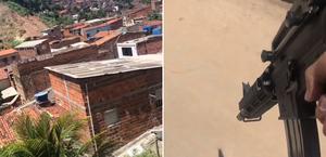 Vídeo: polícia faz buscas para prender Lucas Moleda, suspeito de matar Joyce