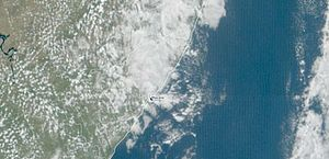 Confira a previsão do tempo para esta segunda-feira (12) em Alagoas