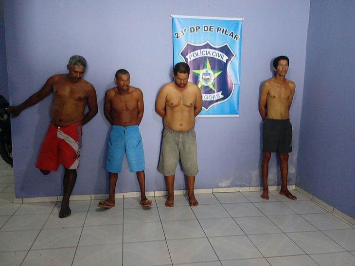 Cortesia / Polícia Civil