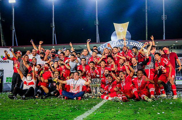 É campeão! CRB vence o CSA por 1 a 0 e volta a conquistar o Campeonato Alagoano