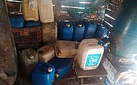 Homem é preso por venda ilegal de combustível no município de Flexeiras