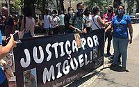 Caso Miguel: 'Não tenho motivo para comemorar Natal e Ano-Novo', diz mãe