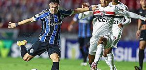 STJD indefere pedido do Grêmio de anulação do jogo com o São Paulo