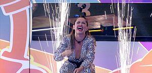 Juliette confirma favoritismo e vence 'Big dos Bigs' com 90,15% dos votos