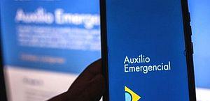 Projeto que prorroga auxílio emergencial continua parado no Senado