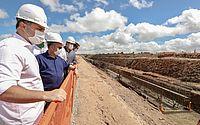 Canal do Sertão: Governador defende priorização de recursos federais para trecho 5