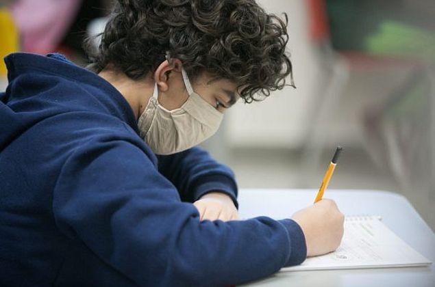 Escolas privadas do DF retomam aulas com protocolos e poucos alunos