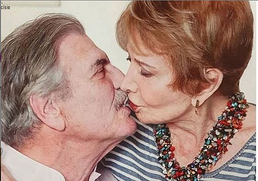 Tarcísio e Glória estão juntos desde 1962