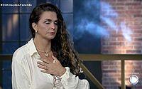 Em Roça recorde, com quase 800 milhões de votos, Luiza Ambiel é eliminada de A Fazenda