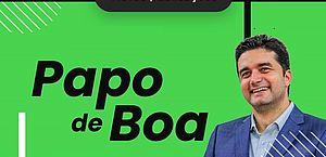 Rui Palmeira estreia programa Papo de Boa e fala sobre Nova Política e os Outsiders