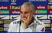Tite diz que Neymar errou e promete conversa antes da Copa América