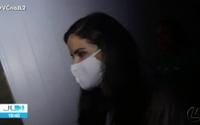 A repórter Nathália Kahwage afirmou que foi ameaçada