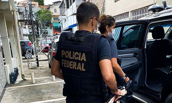 A Justiça Federal expediu 15 mandados de busca e apreensão e dez mandados de prisão