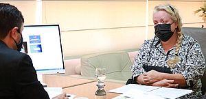 OAB-AL solicita ao Conseg medidas de proteção para a advogada vítima de ataque no Fórum