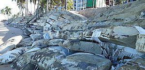 IMA notifica prefeitura de Maceió por causa de entulhos em praias