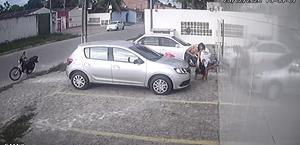 Exclusivo: vídeo mostra momento em que adolescente é morta com tiro no Village