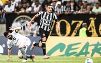 Thiago Galhardo recebe três propostas e pode deixar o Ceará no fim do ano