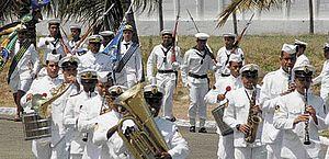 Marinha divulga edital de concurso com 40 vagas de sargentos músicos