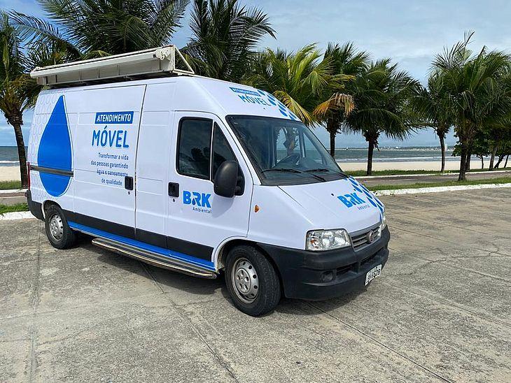 Unidade móvel da concessionária estará na região a partir desta terça-feira (20) para atender cerca de 500 famílias; ação se estende até sexta-feira (23)