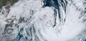 Ciclone pode causar tempestade e alagamento em vários pontos do país