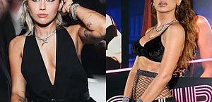 Miley Cyrus convida Anitta para participar de sua live com outros artistas durante quarentena