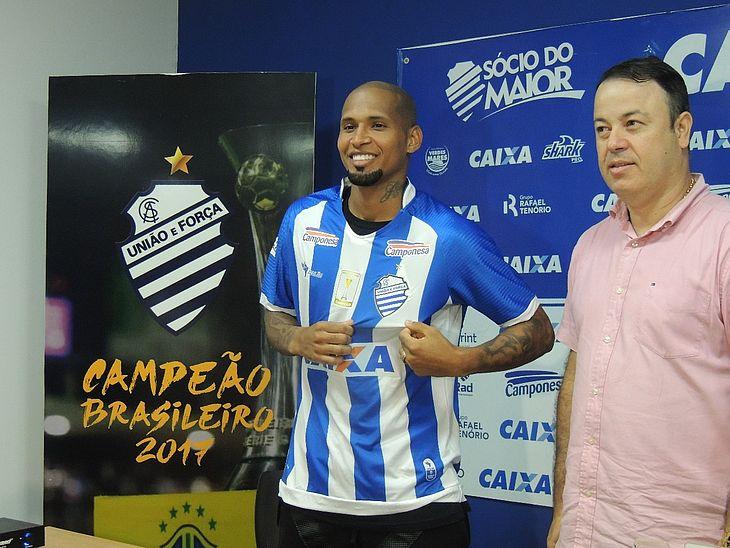Eduardo Vieira/RCortez/Ascom CSA