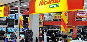 Ricardo Eletro fecha todas as lojas e pede recuperação judicial