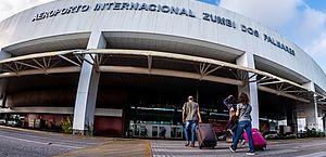Aeroporto de Maceió registra em dezembro mais de 90% do fluxo contabilizado em 2019