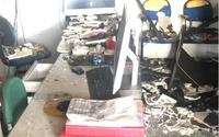 Prédios públicos são alvos de ataque em Arapiraca; BOs são registrados