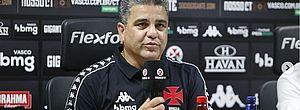 Série B: Vasco demite técnico Marcelo Cabo após empate em São Januário