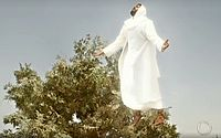 Jesus ascende aos céus