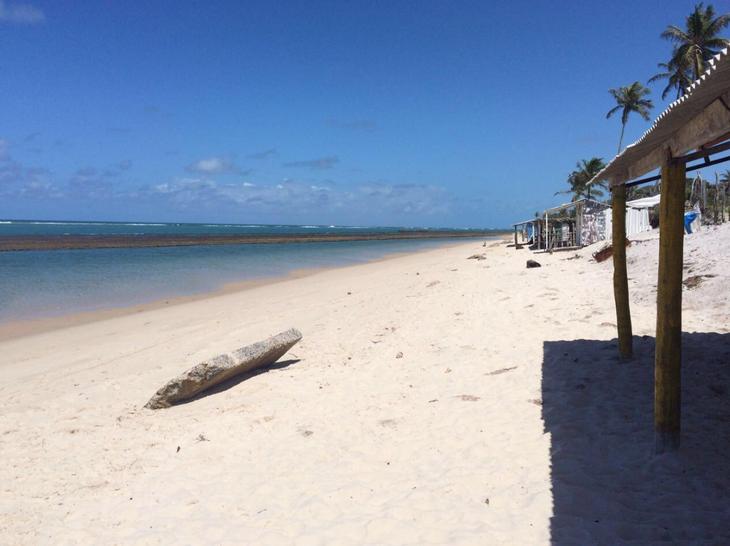 Praia do Saco, em Marechal Deodoro