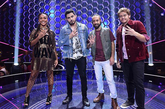The Four Brasil: conheça os quatro finalistas do reality