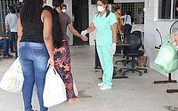 Visitas e entrega de alimentos a reeducandos estão suspensas a partir de sábado