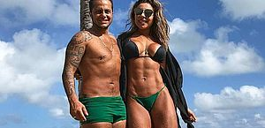 Thammy Miranda recorrerá ao banco de sêmen de Karina Bacchi para poder ter filhos