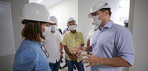 Governo de Alagoas abre mais 24 leitos para covid-19 em Penedo nesta terça-feira