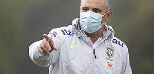 Tite testa defesa sólida contra raro rival que já marcou duas vezes no Brasil