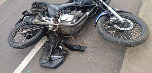 Motociclista morre ao bater com veículo em tronco de coqueiro na AL-115